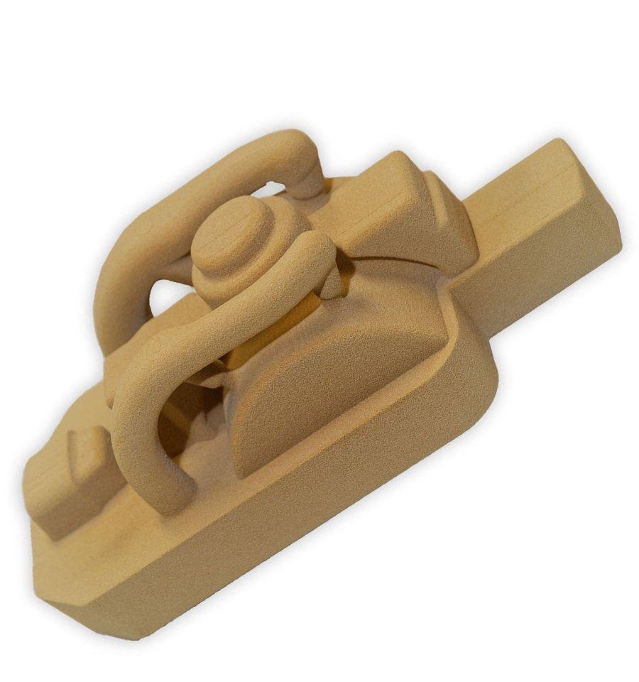 Anima prototipale in sabbia da stampa 3D complesse