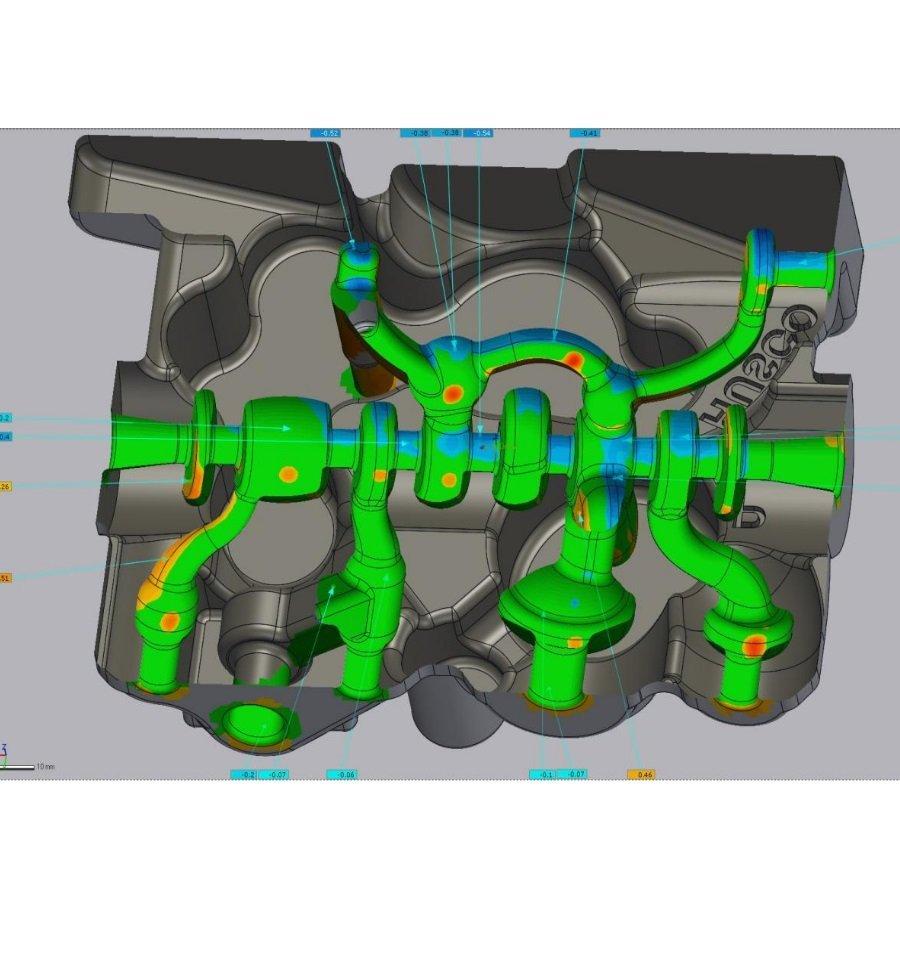 Controllo 3D distributori oleodinamici