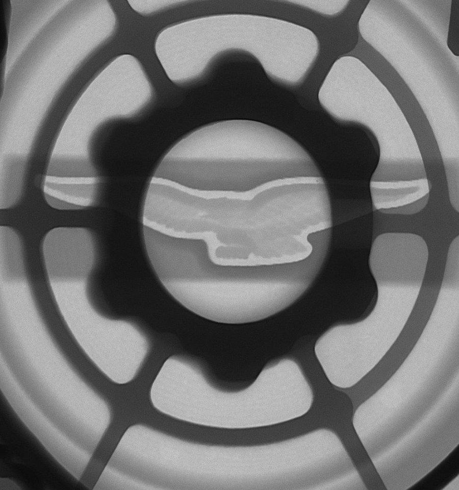Controllo RX fusioni prototipali e industriali