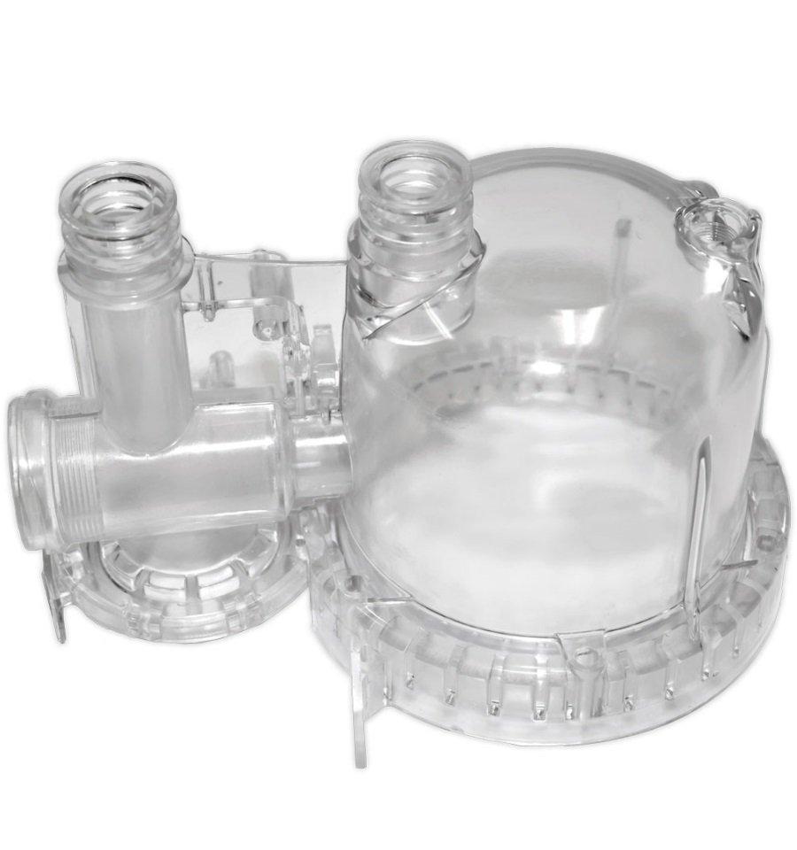 Prototipo da stampo al silicone - Corpo trasparente
