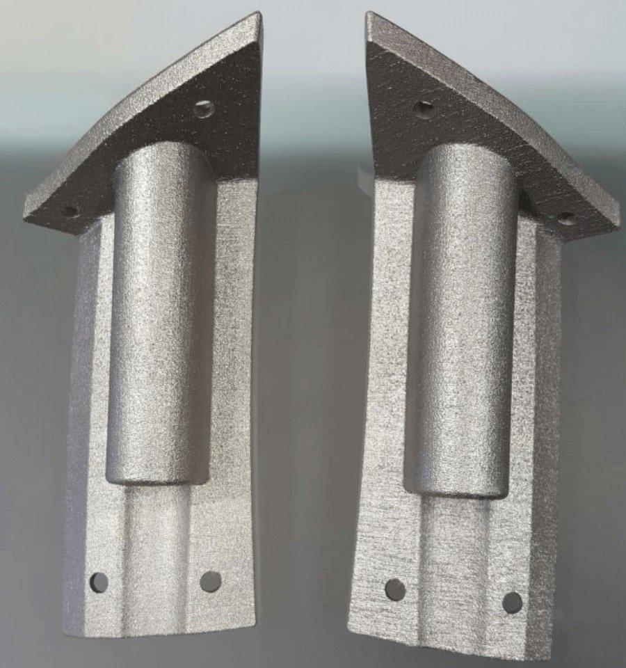 Prototypes prototipo da sinterizzazione metallica DMLS