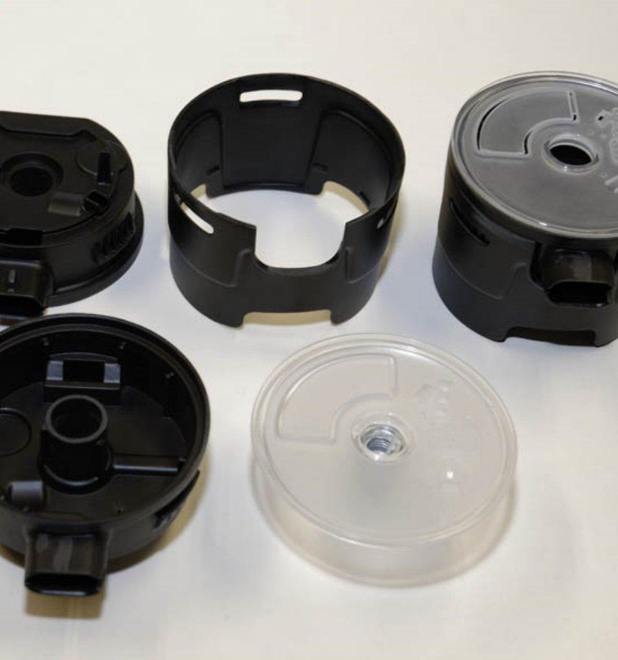 prototipo da stampo al silicone - stampa silicone